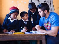 IVHQ Teaching English volunteer in Nepal
