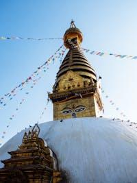Visiting Kathmandu during an IVHQ weekend