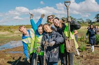 NZ Coast and Waterway Conservation project volunteer with IVHQ