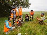 New Zealand Native Forest and Waterway Restoration project orientation