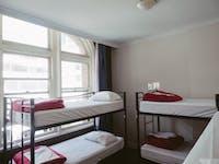 Volunteer bedroom in New Zealand with IVHQ