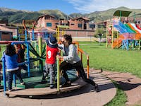 IVHQ volunteering on childcare project in Cusco