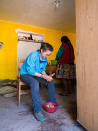 Volunteering on Andean Immersion project in Cusco, Peru with IVHQ