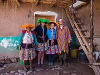 IVHQ volunteer on Andean Immersion project in Cusco