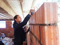IVHQ volunteer on Construction and Renovation project in Cusco, Peru