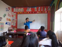 IVHQ volunteer on Teaching project in Cusco