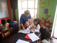 IVHQ volunteer on Teaching project in Cusco, Peru