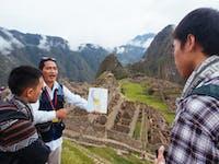 Machu Picchu tour in Cusco, Peru with IVHQ