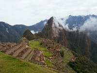 Exploring Machu Picchu in Cusco, Peru with IVHQ