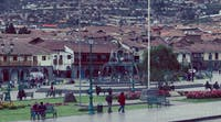A view of Cusco, Peru