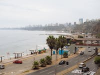 Exploring Lima in Peru with IVHQ
