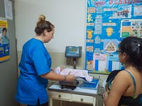 IVHQ medical volunteer in Lima