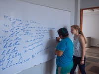 IVHQ volunteer on the Teaching project in Lima