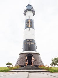 Exploring Lima Lighthouse in Peru with IVHQ