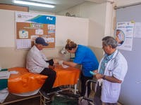 IVHQ medical volunteer in Lima, Peru