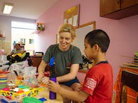 IVHQ volunteer on the Special Needs/Childcare project in Lima