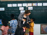 Teaching volunteering in the Philippines with IVHQ