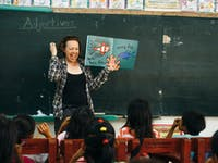 Volunteer teacher in the Philippines with IVHQ