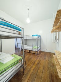 IVHQ volunteer bedroom in Portugal