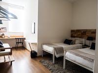 IVHQ volunteer bedroom upgrade in Lisbon, Portugal