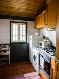 IVHQ Wolf Conservation project volunteer kitchen in Portugal