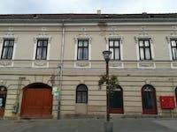 Romania IVHQ volunteer house exterior