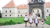 Szekely Dress in Romania with IVHQ
