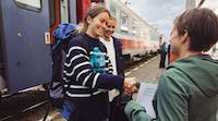 IVHQ Volunteer arrives in Romania