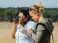 IVHQ Conservation volunteers in South Africa