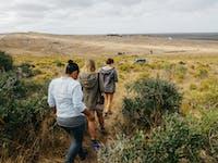 Conservation volunteering in South Africa fieldwork