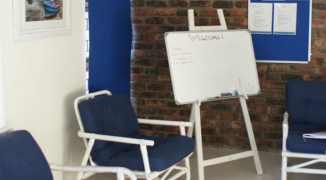Orientation in South Africa with IVHQ