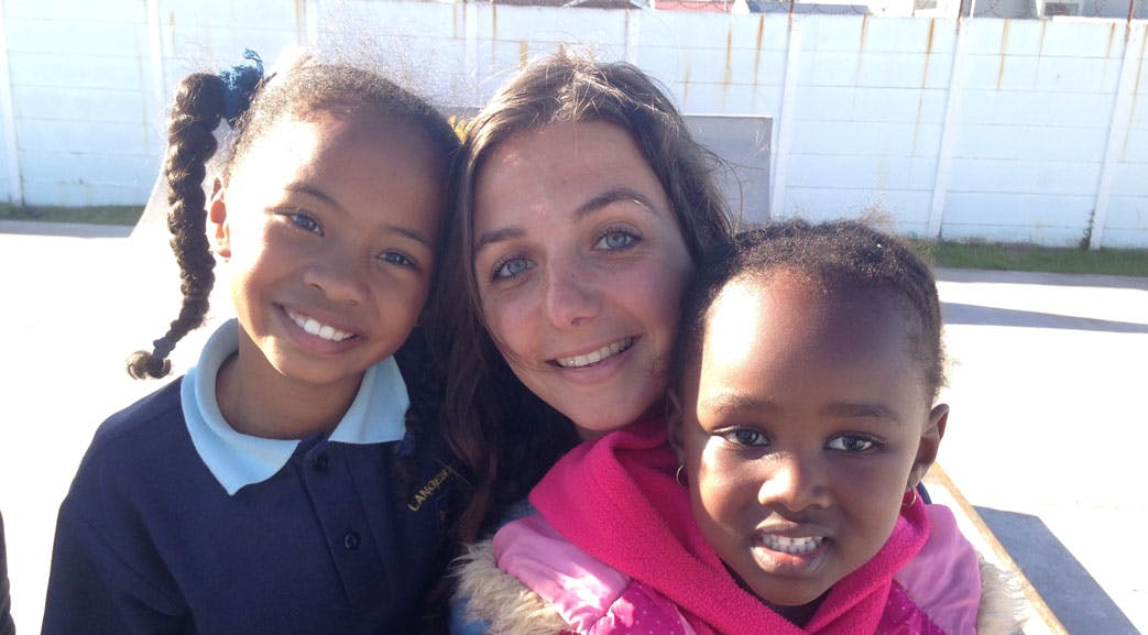 Conservation and education in South Africa with IVHQ