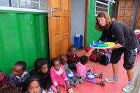 IVHQ Kindergarten volunteer in Table View, South Africa