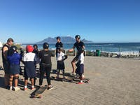 South Africa Surf, Skate & Swim volunteers in South Africa