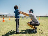 IVHQ Sports volunteer in Cape Town, South Africa
