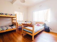 IVHQ South Africa volunteer bedroom
