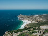 Overlooking Cape of Good Hope in South Africa with IVHQ