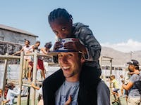 IVHQ childcare volunteers in South Africa