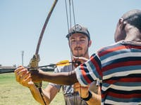 Sports volunteer in South Africa with IVHQ