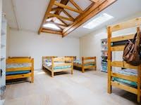 Typical IVHQ South Africa volunteer bedroom
