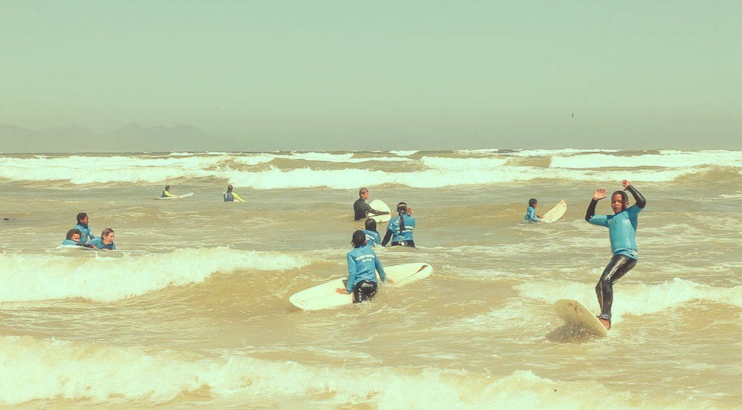 Children on the Surf Outreach project