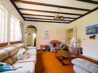 IVHQ South Africa volunteer lounge