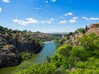 Exploring Toledo, Spain during an IVHQ weekend