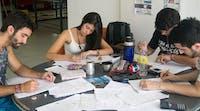 IVHQ teaching volunteers in Spain
