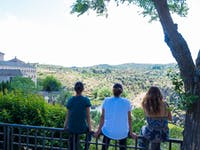 IVHQ volunteers exploring Toledo in Spain during an IVHQ weekend