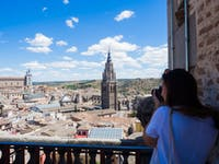 Overlooking Toledo during an IVHQ weekend