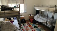 Dormitory style volunteer apartment in Spain with IVHQ