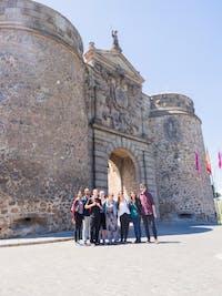 IVHQ volunteers in Toledo during an IVHQ weekend