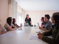 Volunteer orientation in Spain with IVHQ