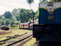 Sri lankan train system with IVHQ